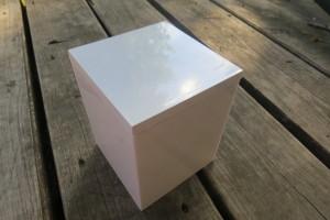 OneWhiteBox