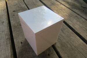 OneWhiteBox